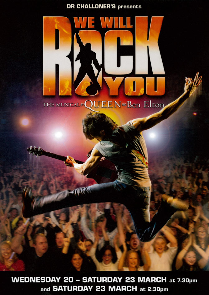 We Will Rock You (2013)